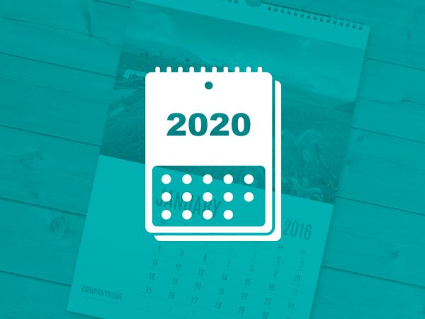 Kalendarze wieloplanszowe